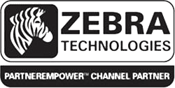 Bar|Scan is a Zebra Technologies Partnerempower Channel Partner